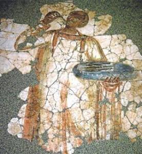 Mural Romano Calçotada