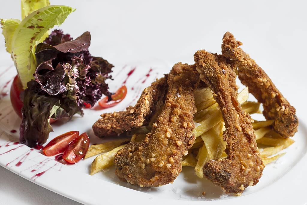 Carta de platos del restaurante Carmen en Sants
