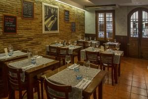 entrada del restaurante carmen